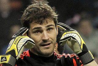 Iker Casillas no perdió ninguno de sus 25 derbis como titular en la portería del Real Madrid