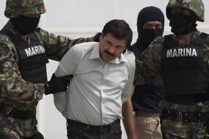 El paranoico 'Chapo' Guzmán estaba con una mujer y se escondió en el baño para evitar ser pillado