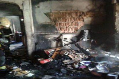 Muere un niño de 5 años en el incendio de un piso de Porreres originado en la escalera