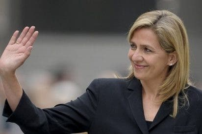 La Infanta Cristina regresa a Ginebra tras el maratón judicial con el juez Castro