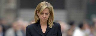 A la Infanta Cristina le van a crujir de entrada: 600.000 € por responsabilidad civil