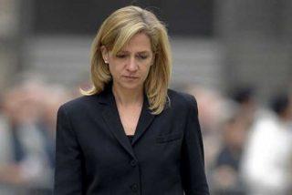 La Infanta Cristina prepara ya en Barcelona junto a su marido la 'bajada al cadalso'