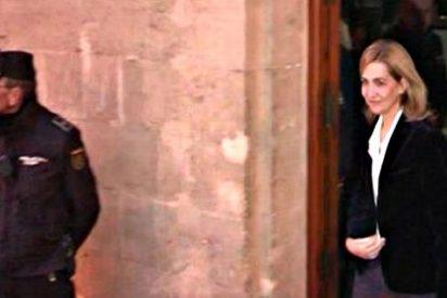 "La infanta Cristina al juez Castro: ""Yo confiaba plenamente en mi marido"""