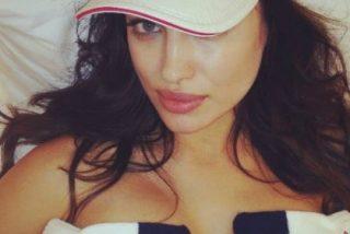 Irina se desnuda para promocionar a Rusia
