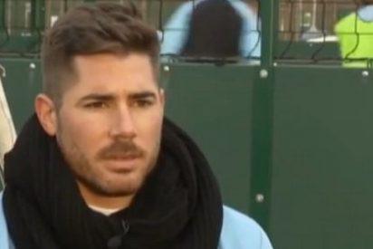 Javi García quiere salir del Manchester City