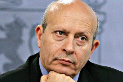 """El ministro Wert se ha hartado de 'feos' y no irá a la gala de los Goya alegando """"problemas de agenda"""""""