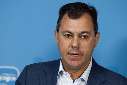 María Dolores Cospedal impone a José Luis Sanz como presidente del PP andaluz
