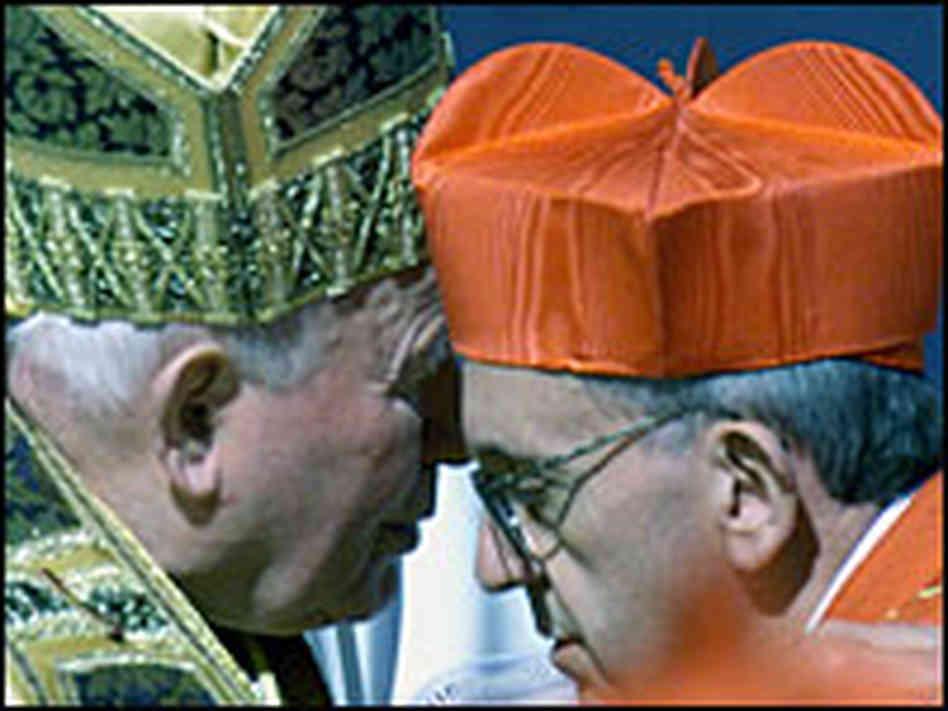Francisco cumple mañana 13 años como cardenal