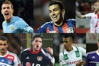 Desvelan la agenda de jugadores que maneja el Atlético