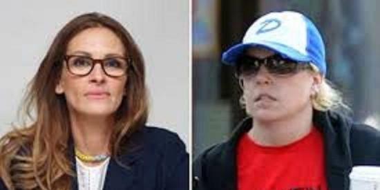 """La hermana de Julia Roberts la llamó """"zorra"""" antes de suicidarse, y le culpa en una carta"""