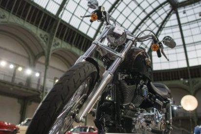 La Harley del Papa ha sido vendida en una subasta por 210.000 euros