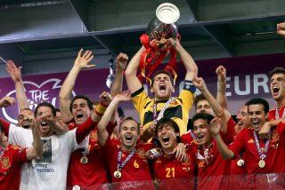 España ya tiene rivales para clasificarse para la Euro 2016