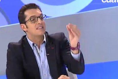 """'Látigo' Serrano: """"Solo me interesa que metan a Ayza Gámez en la nevera si antes le 'trocean' para que ocupe menos"""""""