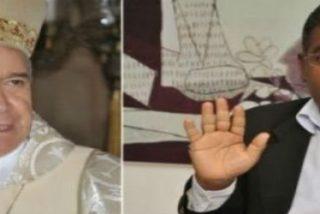 """Cardenal López Rodríguez llama """"sinvergüenza"""" al jesuita Mario Serrano"""