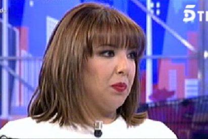 """El regreso de Lorena Edo ('GH14') a la TV tras perder 45 kilos: """"Deberías elegir otros colores para vestir"""""""