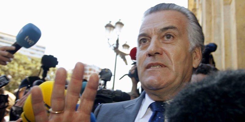 Luis Bárcenas defraudó a Hacienda 11,5 millones entre los años 2000 y 2011
