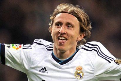 """Luka Modric: """"Es muy bonito que el estadio Santiago Bernabéu coree mi nombre"""""""