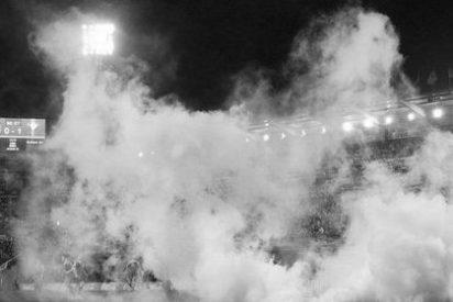 El lanzamiento de gas lacrimógeno fue un atentado premeditado