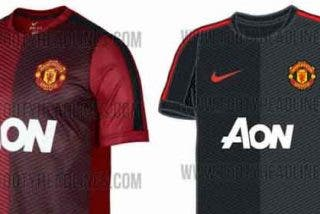 Así será la camiseta del Manchester de la próxima temporada