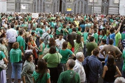 """Estudiantes gallegos salen de nuevo a la calle contra """"los ataques a la enseñanza pública"""""""