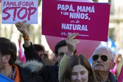 Manifestaciones pro familia en seis capitales europeas
