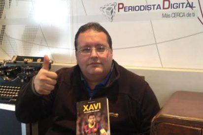 """[VÍDEO] Manuel Bruña: """"La madre de Xavi amenazó con divorciarse si su marido aceptaba la mareante oferta del Milan"""""""