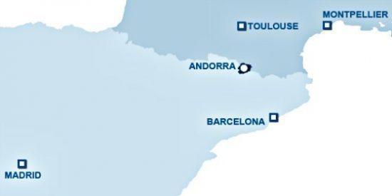 La 'neutralidad' de Andorra frente al proceso independentista de Artur Mas