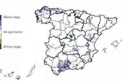 Los enigmáticos puntos negros de suicidios en España que ponen los pelos de punta