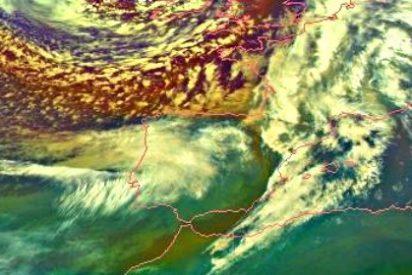 ¿Sabes cuál es el origen de los temporales que están azotando España estos días?