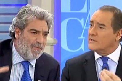 """MAR cabrea a Jiménez con sus ataques a Cospedal: """"¡Tienes una obsesión sospechosa!"""""""