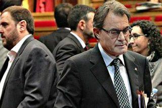 """¿Habrá un """"choque de trenes"""" dentro del independentismo catalán?"""