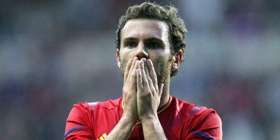 El Manchester pierde con Mata