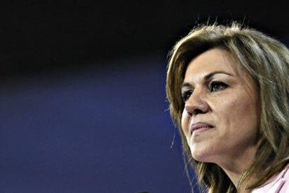 """María Dolores de Cospedal pide a los cargos del PP afrontar las europeas """"municipio por municipio"""""""
