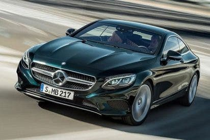 Mercedes Clase S Coupé, súmmum sobre ruedas