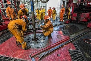 Comienza la desbocada carrera global por la 'joya nacional' del petróleo de México