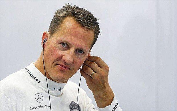"""""""Los médicos no sacarán a Schumacher del coma"""""""