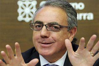¿Es la de Miguel Sanz la mano negra que mece la cuna en la crisis de gobierno en Navarra?