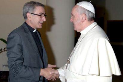 El Papa recibe al rector de la Facultad de Teología de Granada