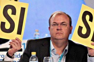 José Antonio Monago plantea a PSOE e IU que sea la lista más votada la que gobierne en Extremadura