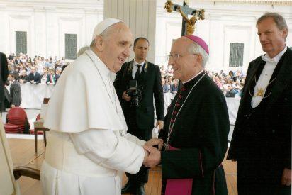 Explicarán al Papa el programa del V Centenario de Santa Teresa