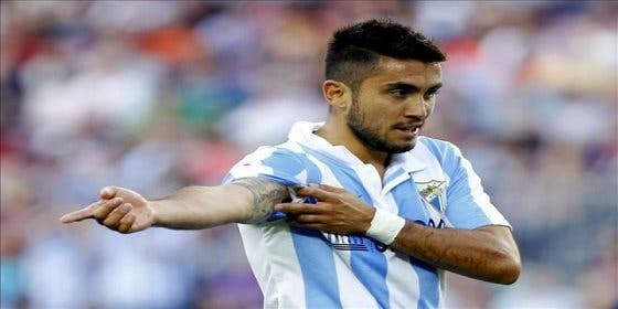 Deja el Málaga para irse a la MLS