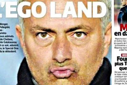 """Mourinho sacude a los periodistas deportivos: """"Deberían avergonzarse"""""""