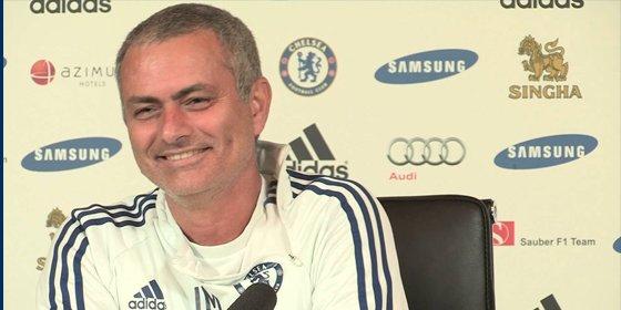 José Mourinho ve imposible competir con el City