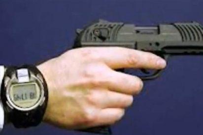 Crean una revolucionaria pistola que sólo permite que su dueño apriete el gatillo