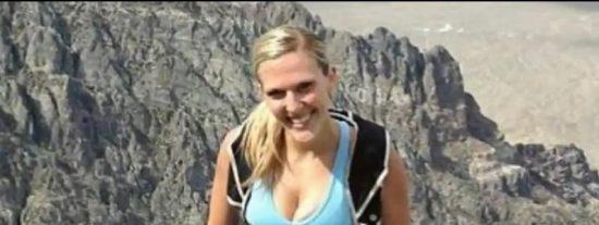 Se mata una recién casada delante de su marido lanzándose como una loca en paracaídas