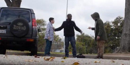 ¿Quiere ver cómo reacciona la gente ante el intento de secuestro de un niño indefenso?
