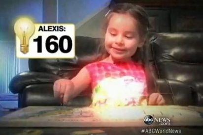 La niña de 3 años que ha aprendido un segundo idioma con su iPad, tiene el mismo coeficiente que Einstein