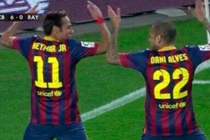 Así es el Lepo Lepo, el nuevo 'baile sexy' que han puesto de moda Neymar y Dani Alves