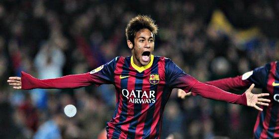 El Baile polémico de Neymar