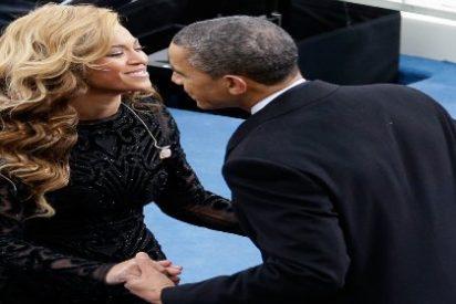 ¿Tras los pasos de JFK? Obama podría tener un lío de faldas con la modosa Beyoncé
